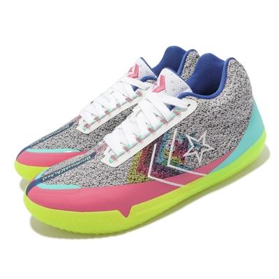 Converse 籃球鞋 All Star BB EVO 張宗憲 男鞋 NBA JAM 街機遊戲 REACT 灰 多 171309C