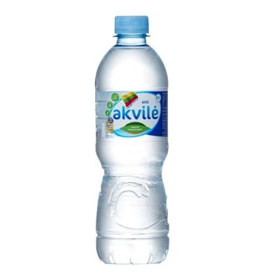【立陶宛akvile】愛可麗-天然鹼性礦泉水(500ml*24瓶)