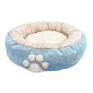 寵物保暖睡窩-藍色(中) (45-2011)