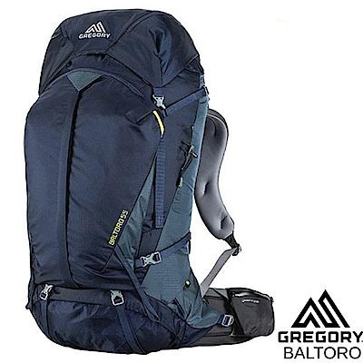 美國 GREGORY 新款 Baltoro 55 專業健行登山背包(M/55L)_海軍藍