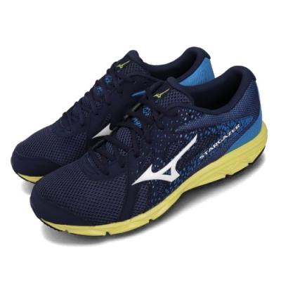 Mizuno 慢跑鞋 Stargazer 2 運動休閒 寬楦 男鞋