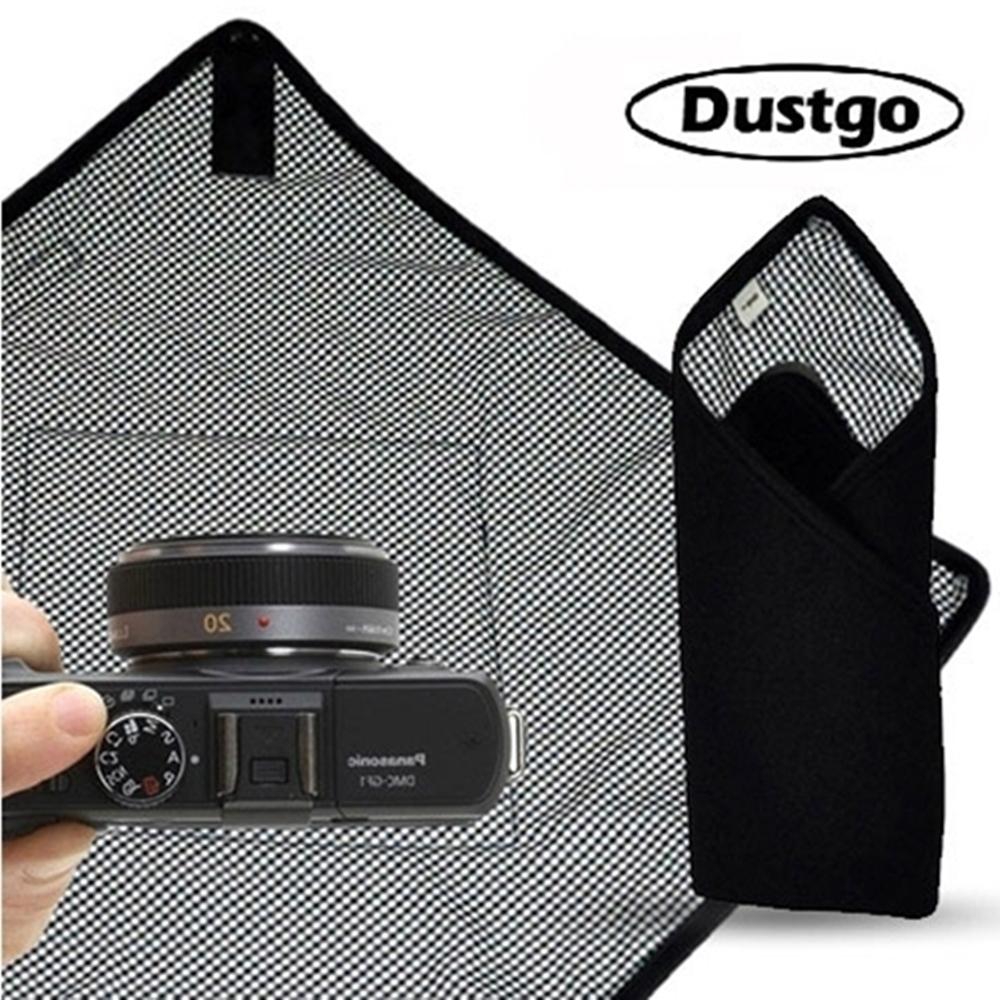 Dustgo折疊布包覆布,千鳥格30cm*30cm