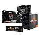 微星 MPG X570-A PRO 主機板+AMD Ryzen 5-5600X 3.7GHz6核心 中央處理器 product thumbnail 1