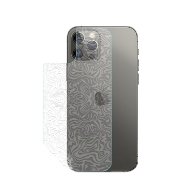 o-one大螢膜PRO Apple iPhone12 Pro 6.1吋 滿版全膠手機背面保護貼 手機保護貼