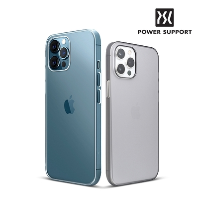 POWER SUPPORT iPhone 13 經典薄透Air Jacket保護殼