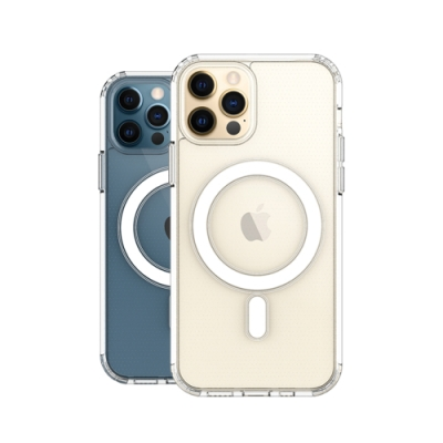 O-one軍功II防摔殼-磁石板 Apple iPhone12/12 Pro 6.1吋 美國軍事防摔磁吸款手機殼 保護殼