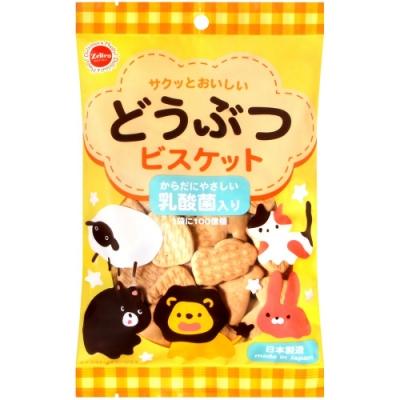 鈴木栄光堂 動物造型餅乾(100g)