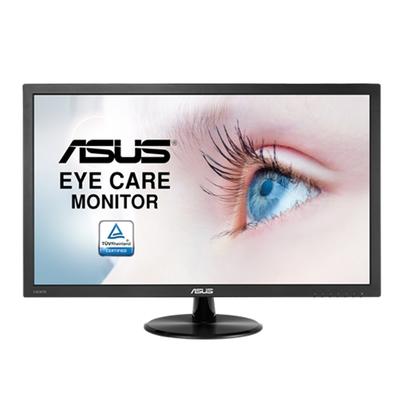 ASUS VP247HA-P 24型 VA 超低藍光不閃屏護眼螢幕