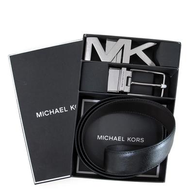 [時時樂]MICHAEL KORS短夾/雙面皮帶禮盒