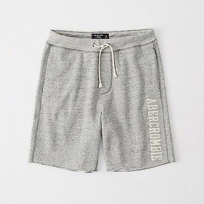 AF a&f Abercrombie & Fitch 短褲 灰色 0884