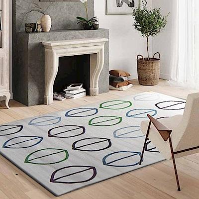 范登伯格 - 香榭 進口仿羊毛地毯 - 核桃 (160 x 230cm)