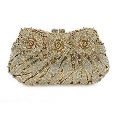 米蘭精品 晚宴包鏈條手拿包-高貴奢華精美華麗女包情人節生日禮物73su47