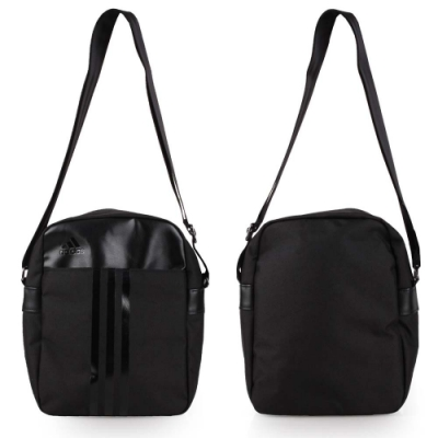 ADIDAS 側背包-側背包 單肩包 肩背包 愛迪達 BQ6975 黑