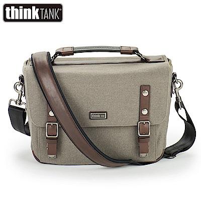 thinkTank 創意坦克 Signature 10 尊爵系列郵差包 相機包-橄欖綠