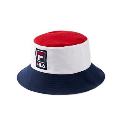 FILA 時尚筒帽-紅 HTV-1202-RD