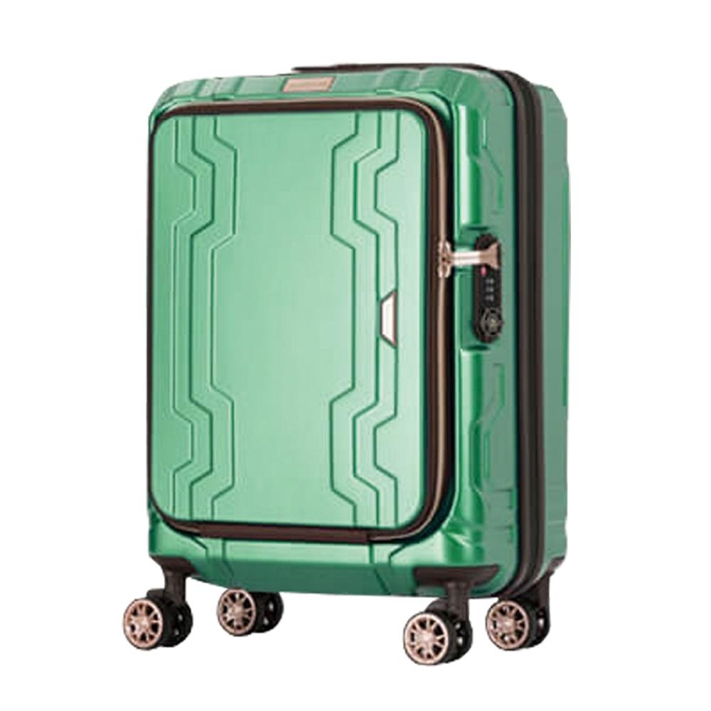 日本 LEGEND WALKER 5205-48-19吋 明星商品藍鯨箱 愛爾蘭綠