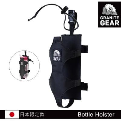 【日本限定款】Granite Gear 1000157 Bottle Holster 吊掛式水壺攜行袋 / 黑色