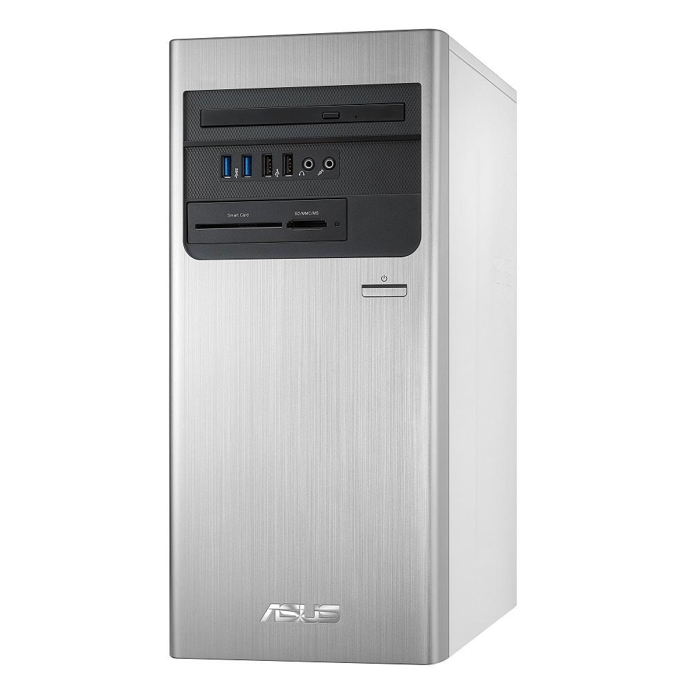 ASUS華碩 H-S640MB 九代i7八核桌上型電腦(i7-9700/8G/256G/Win10h)