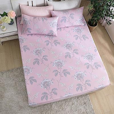 岱思夢 雙人天絲床包枕套三件組(3M專利吸濕排汗技術)句點