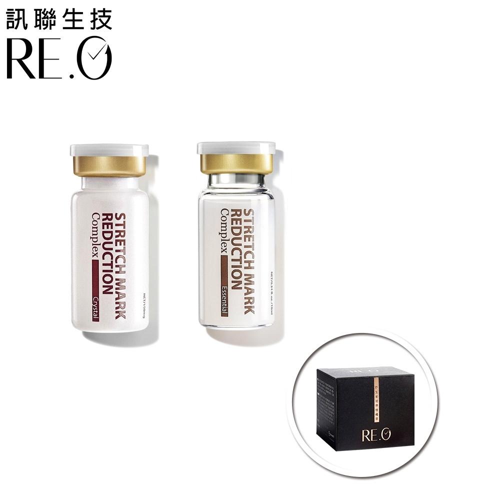 RE.O訊聯生技原生動能精萃系列●  強效啟動撫紋單支 ‧ 紋路肌專屬安瓶(單支)