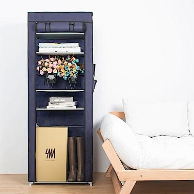 樂嫚妮 九層DIY組合防塵鞋架/鞋櫃