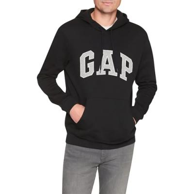 GAP 男生 連帽外套 黑 1438
