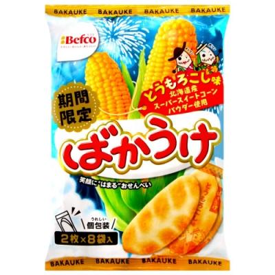 栗山 月亮米果-玉米風味(80g)