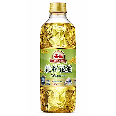 泰山 純芥花油(1L)