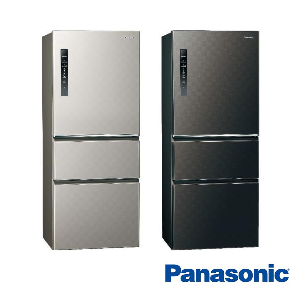 [無卡分期-12期]國際牌 500L 1級變頻3門電冰箱 NR-C500HV @ Y!購物