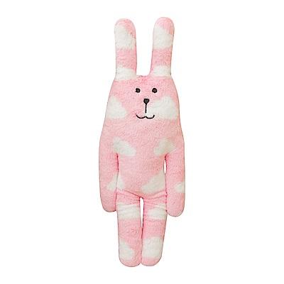 CRAFTHOLIC 宇宙人 甜美雲朵兔小抱枕