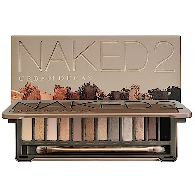 Urban Decay Naked 2 眼影盤12色 1.41gx12