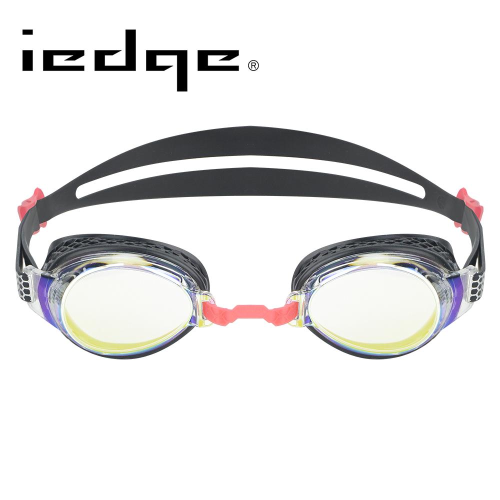 海銳 蜂巢式電鍍專業光學度數泳鏡 iedge VG-958