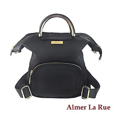 Aimer La Rue 後背包 真皮布魯克斯系列(二色)(絕版出清)