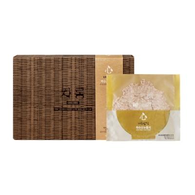 韓國【Jeju Mami】濟州媽咪 濟州之心鍋巴餅-何首烏禮盒