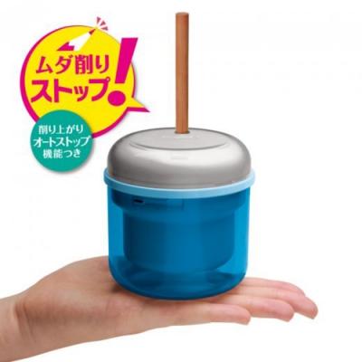 SONIC 桌上型電動筆機 雙色 藍 SK4928
