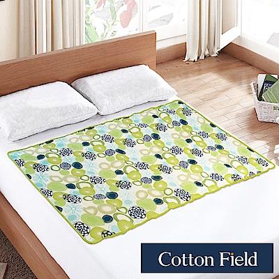 棉花田 普普風 酷涼冷凝床墊(90x140cm)