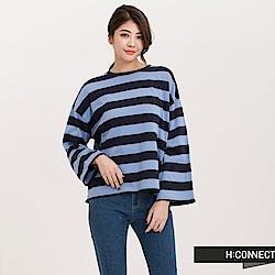 繽紛條紋棉T-Shirt