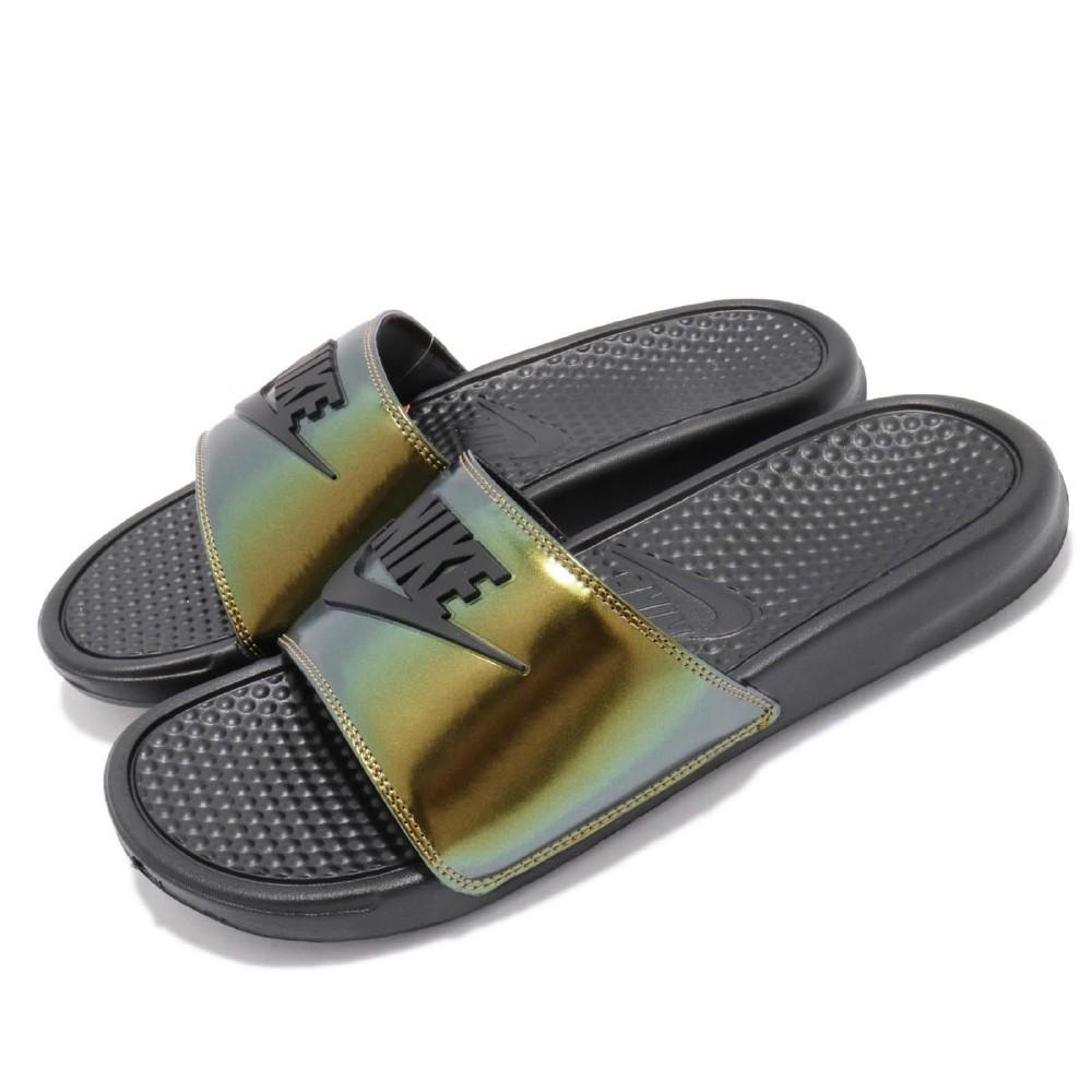 Nike 涼拖鞋 Benassi JDI 男鞋