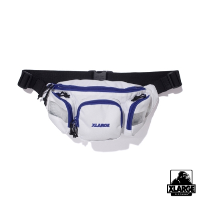 XLARGE MULTI PURPOSE WAIST BAG口袋腰包-白
