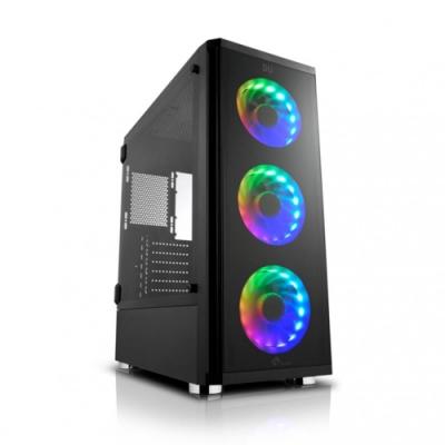 技嘉B360平台[暴力中將]i7八核GT1030獨顯電玩機