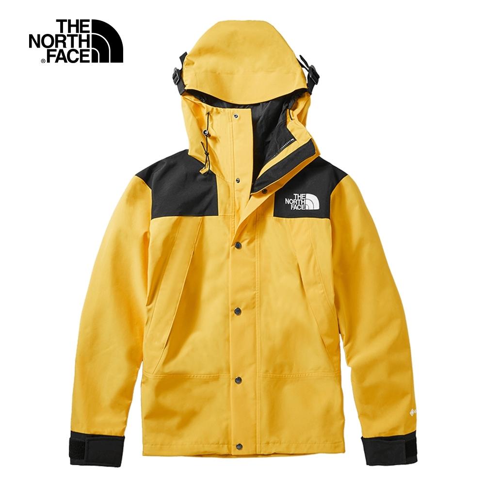 【經典復刻】北面1990MountainJacket黃色衝鋒衣|496R70M