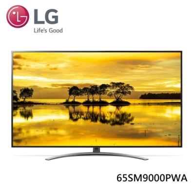 LG樂金 65型 一奈米4K物聯網液晶電視 65SM9000PWA