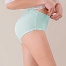 Clany 可蘭霓 MIT消臭抑菌氧化鋅中腰L-XL內褲 奇幻冰島