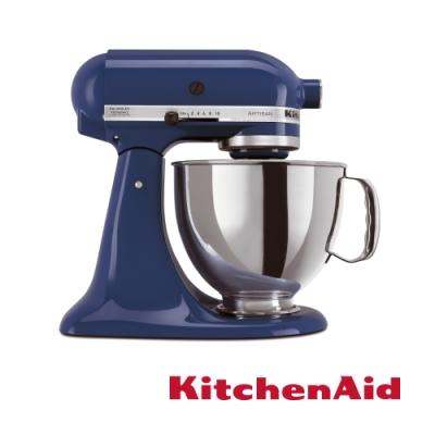 KitchenAid 桌上型攪拌機(抬頭型)5Q(4.8L)藍莓藍