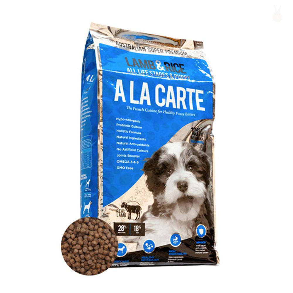 阿拉卡特全齡犬和幼犬-羊肉低敏配方18KG