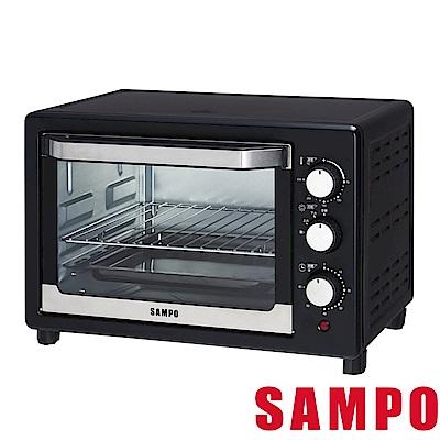 SAMPO聲寶20L電烤箱 KZ-KC20