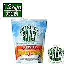 查理肥皂Charlie s Soap 硬水處理劑袋裝(1.2公斤/袋)