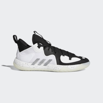 ADIDAS Harden Stepback 2 男籃球鞋-黑白-FZ1384