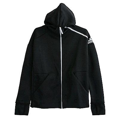 Adidas M ZNE HD FR-連帽外套-男