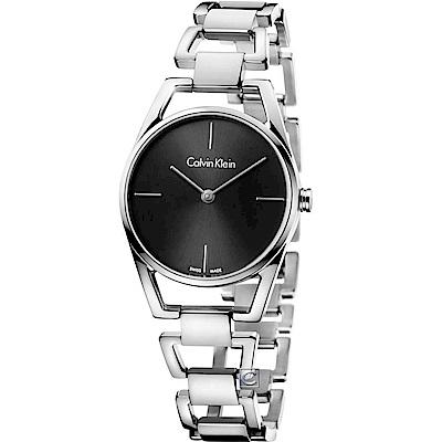 Calvin Klein Dainty ck優美系列時尚腕錶(K7L23141)